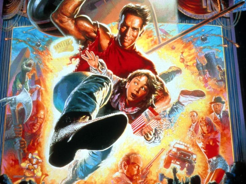 LAST ACTION HERO (Mattel) 1993 10603_10