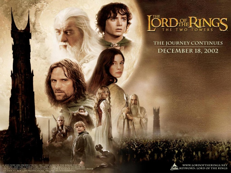 THE LORD OF THE RING  2412710