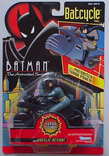 BATMAN THE ANIMATED SERIE (Kenner) 1992/1995 Batcyc10