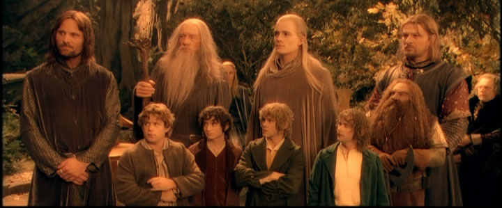THE LORD OF THE RING  Commun10