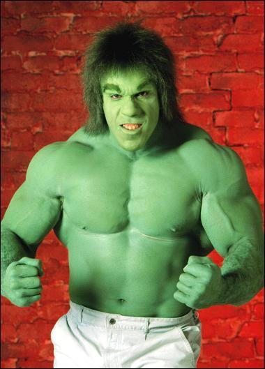 Statue l'incroyable HULK LOU FERRIGNO - Syco Collectibles. Hulk2_10