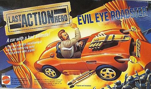 LAST ACTION HERO (Mattel) 1993 Lah-1010