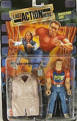 LAST ACTION HERO (Mattel) 1993 Lah-110