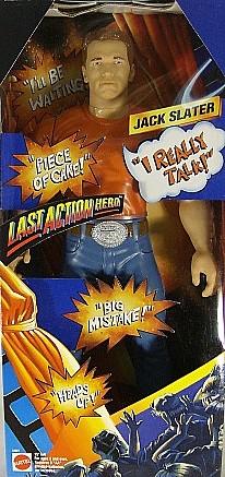 LAST ACTION HERO (Mattel) 1993 Lah-1110