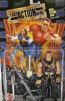 LAST ACTION HERO (Mattel) 1993 Lah-210