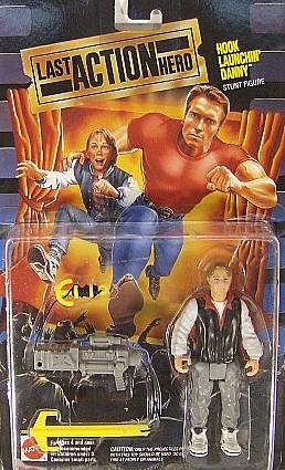 LAST ACTION HERO (Mattel) 1993 Lah-310