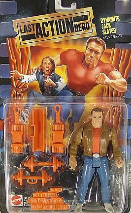 LAST ACTION HERO (Mattel) 1993 Lah-410