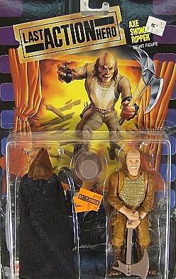 LAST ACTION HERO (Mattel) 1993 Lah-510