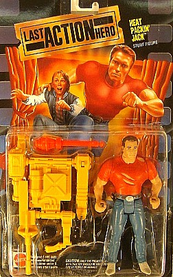 LAST ACTION HERO (Mattel) 1993 Lah-610