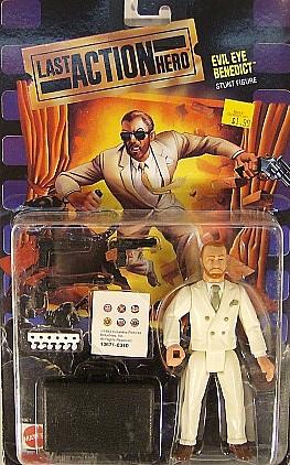 LAST ACTION HERO (Mattel) 1993 Lah-710