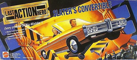LAST ACTION HERO (Mattel) 1993 Lah-910