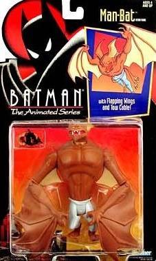 BATMAN THE ANIMATED SERIE (Kenner) 1992/1995 Manbat10