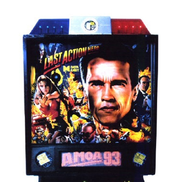 LAST ACTION HERO (Mattel) 1993 Nio10
