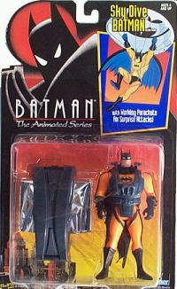BATMAN THE ANIMATED SERIE (Kenner) 1992/1995 Skydiv10