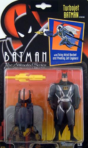 BATMAN THE ANIMATED SERIE (Kenner) 1992/1995 Turboj10