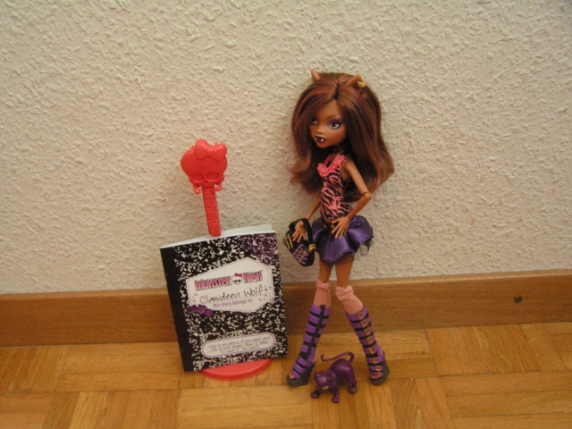 Mes Monster High Clawde10