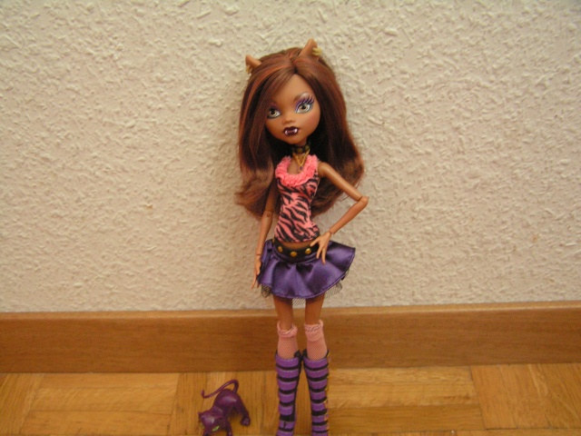 Mes Monster High Clawde11