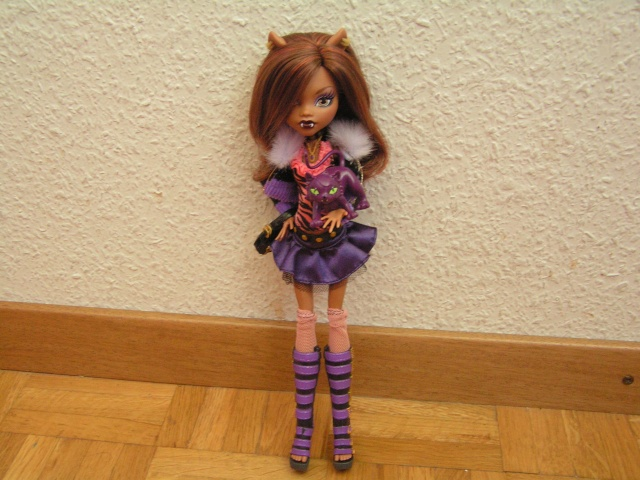 Mes Monster High Clawde12