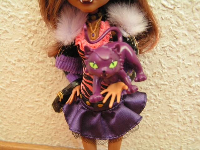 Mes Monster High Clawde14