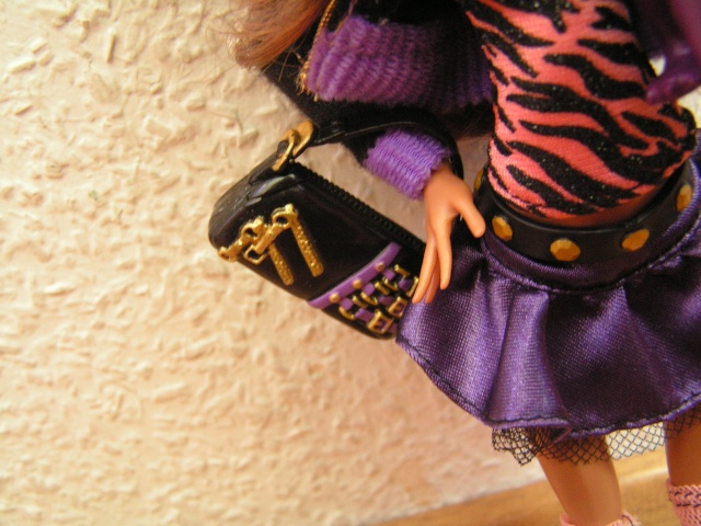 Mes Monster High Clawde17