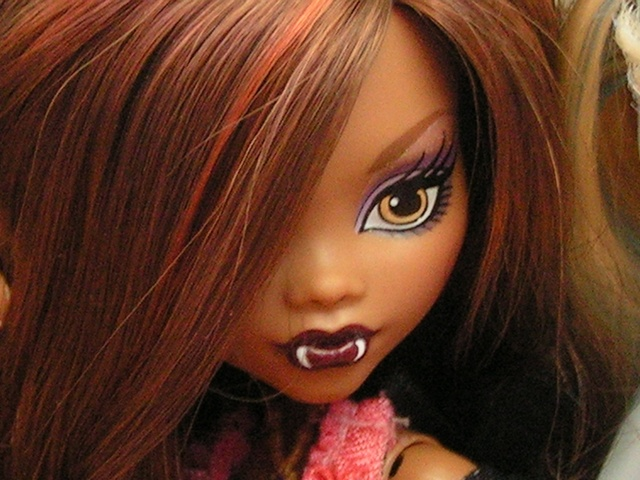 Mes Monster High Clawde19