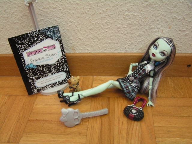 Mes Monster High Franki18