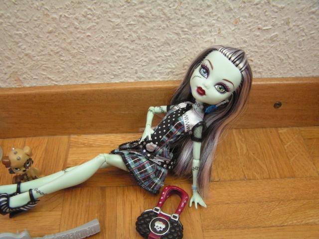 Mes Monster High Franki19