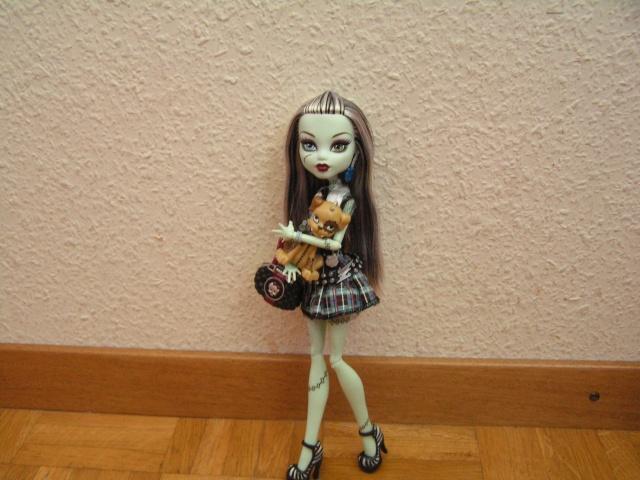 Mes Monster High Franki20