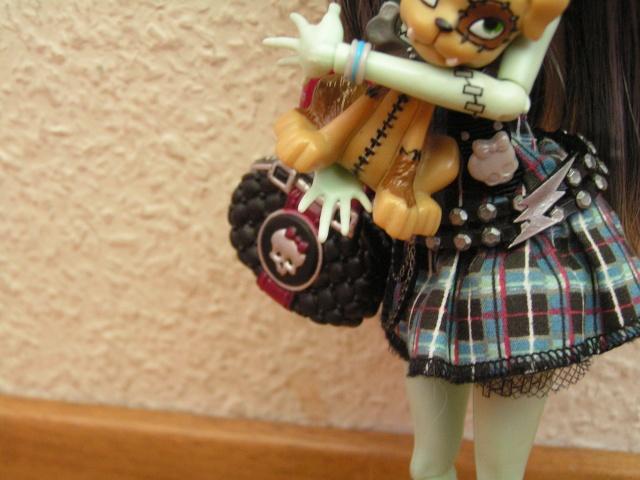 Mes Monster High Franki22