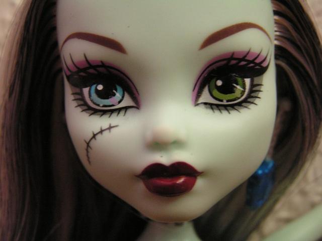 Mes Monster High Franki24