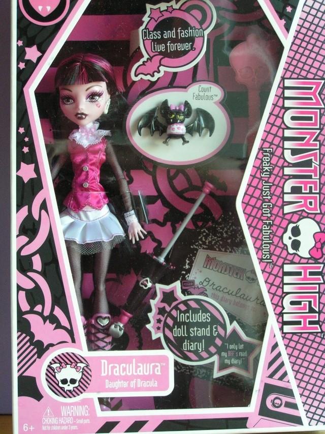 Mes Monster High Monste30