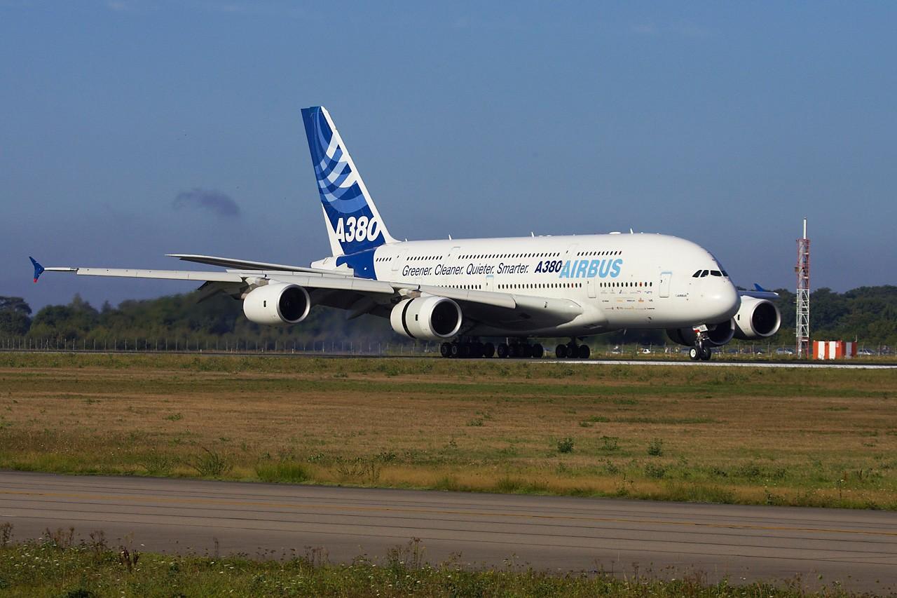 [29/08/2010] Visite de l'Airbus A380 à Nantes-Atlantique ! Jp0r3129