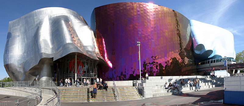 EMP - Experience Music Project, Seattle, Washington - USA 800px-10