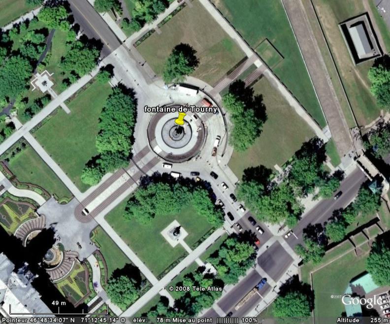Fontaine de Tourny, Québec, Canada Fontai10