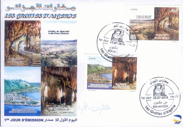 Les grottes d'Algérie  216