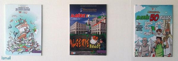 La Bande Dessinée en Algérie  - Page 3 2210