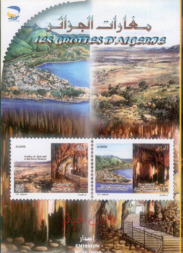 Les grottes d'Algérie  315