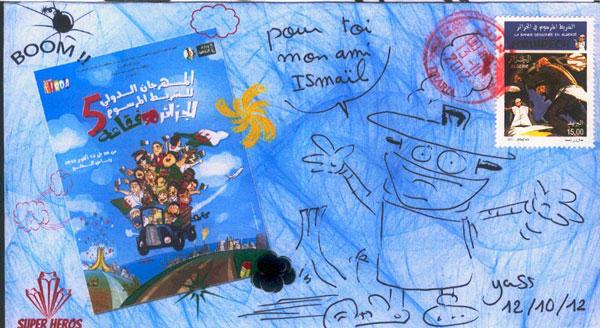 La Bande Dessinée en Algérie  - Page 3 429