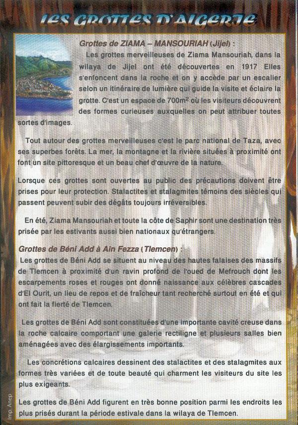 Les grottes d'Algérie  515