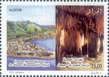 Les grottes d'Algérie  Grotte10