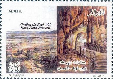 Les grottes d'Algérie  Grotte11