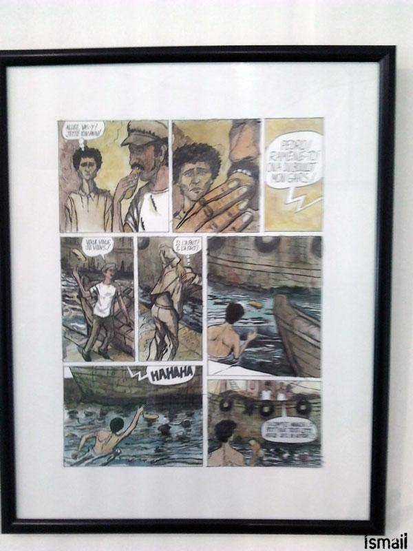 La Bande Dessinée en Algérie  - Page 2 Photo052