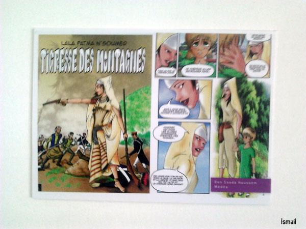 La Bande Dessinée en Algérie  - Page 3 Photo097