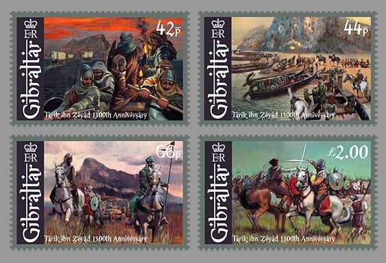 Gibraltar : Tarik Ibn Ziad Tariqi10