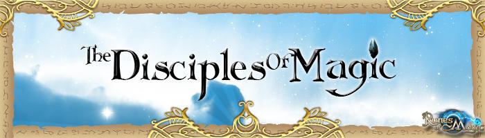 Official Disciples of Magic forum