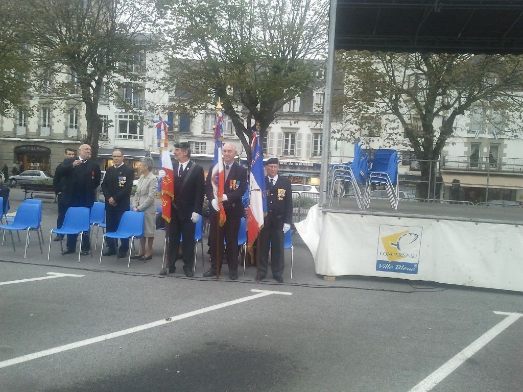 Reportage cérémonie de tradition Ecole des fusiliers à Concarneau 213