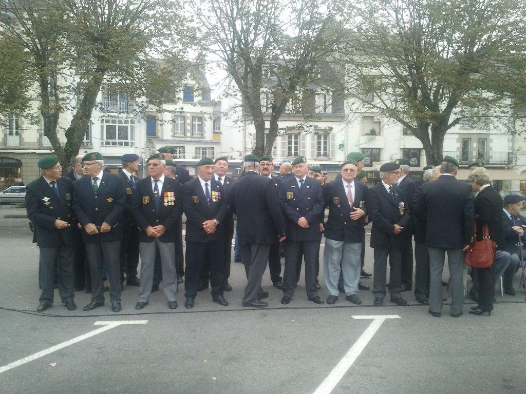 Reportage cérémonie de tradition Ecole des fusiliers à Concarneau 313