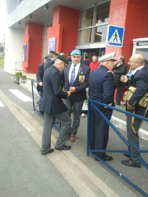Reportage cérémonie de tradition Ecole des fusiliers à Concarneau 3314