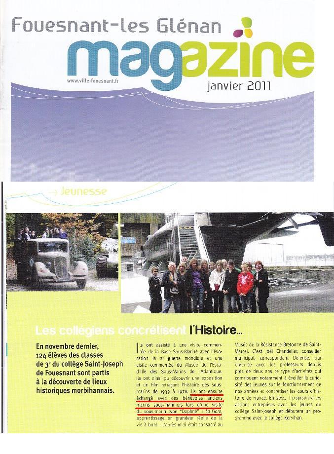 [Les Musées en rapport avec la Marine] CEUX QUI VISITENT LA FLORE - Page 4 Magazi10