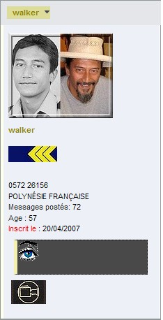 La spécialité de photographe Walker10